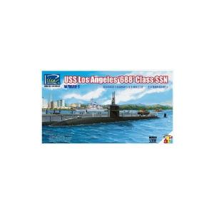 USS LOS ANGELES 688 CLASS SSN