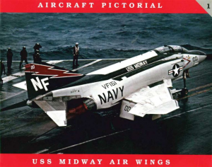 USS MIDWAY AIR WINGS