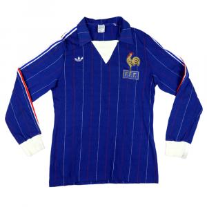1980-82 Francia Maglia Home M (Top)