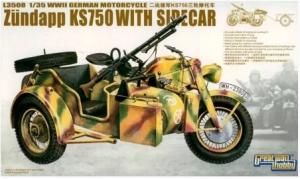 Zundapp KS750 with Sidecar