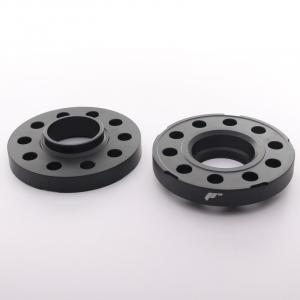 JRWS2 Spacers 20mm 5x112 66,6 66,6 Black