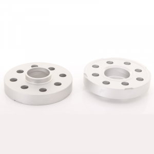 JRWS2 Spacers 25mm 5x112 66,6 66,6 Silver