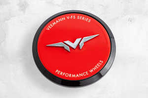 Set 4 VFS Performance Caps Red