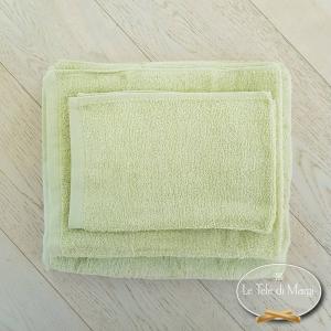 Asciugamani tinta Unita Salvia