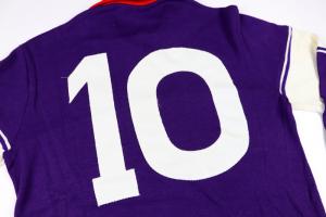 1984-85 Fiorentina Maglia Home #10 Antognoni M (Top)