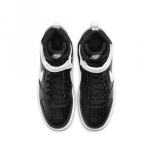 Nike Court Borough Mid Nera da Uomo