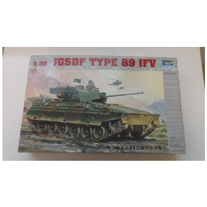 JGSDF TYPE 89 IFV TRUMPETER