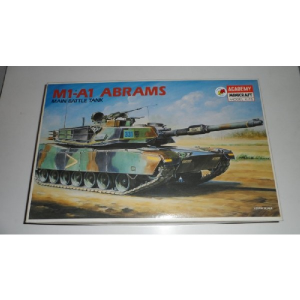 M1-A1 ABRAMS MAIN BATTLE TANK ACADEMY