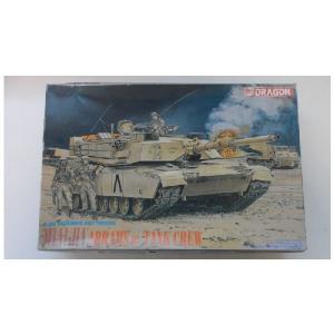 M1A1-HA ABRAMS W/ TANK CREW DRAGON
