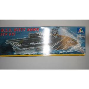 U.S.S. KITY HAWK (VC 63 )  ITALERI