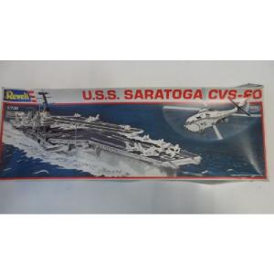U.S.S. SARATOGA CVS-60 REVELL