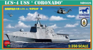 LCS-4 USS Coronado Bronco NB5026