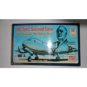 VC-54C SACRED COW THE ORIGINAL AIR FORCE ONE MINICRAFT