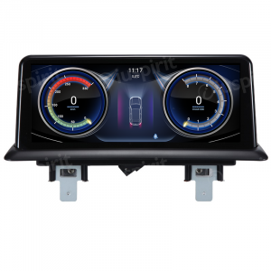 ANDROID 10 navigatore per BMW serie 1 BMW E81 BMW E82 BMW E87 BMW E88 Sistema originale CCC 10.25 pollici WI-FI GPS 4G LTE Bluetooth MirrorLink 4GB RAM 64GB ROM