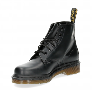 Dr. Martens Anfibi donna 101 black smooth-4