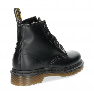 Dr. Martens Anfibi donna 101 black smooth-5