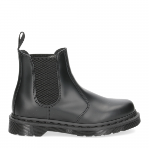 Dr. Martens Beatles Donna 2976 mono black smooth-2