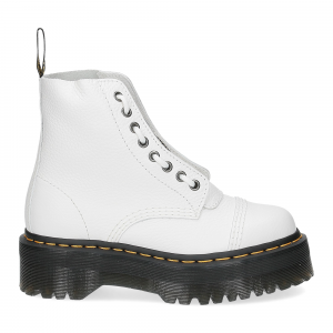 Dr. Martens Anfibi donna sinclair white aunt sally-2