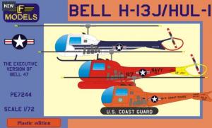 Augusta  Bell H-13J/HUL-1