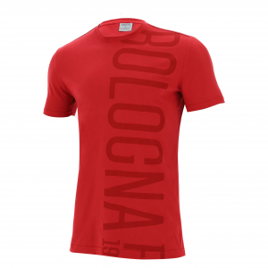 BFC RED T-SHIRT 2020/21 (Adult) Bologna Fc