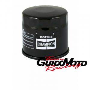 100609515 FILTRO OLIO CHAMPION MOTO SCOOTER SUZUKI 250>1800 (HF138)