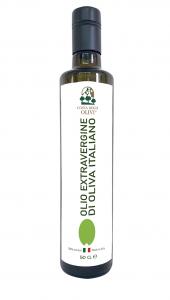 OLIO - EXTRAVERGINE - OLIVA - 100% ITALIANO - 50 CL - COSTA DEGLI OLIVI