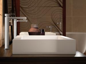 Mix lavabo alto art. 2584 Kubik Gattoni