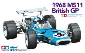 MATRA MS11 F1 BritIsh GP 1968