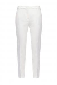 Pantaloni cigarette-fit in punto stoffa Pinko