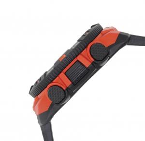 Casio PRO TREK, Bluetooth®, nero e arancione