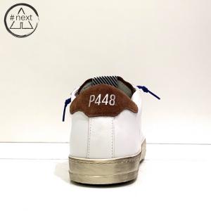 P448 - John - Bianco marrone