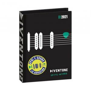 DIARIO SCUOLA DIVENTONE SOUND 16 MESI 2020-2021
