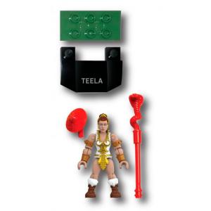 Masters of the Universe - Mega Construx: TEELA by Mattel