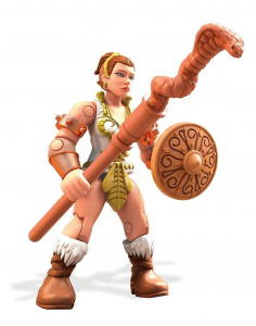 Masters of the Universe - Mega Construx: TEELA by Mattel