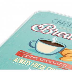 Beurer KS 19 Breakfast Bilancia da cucina elettronica Multicolore Superficie piana Rettangolo