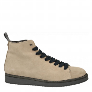 P01 MID CUT SUEDE LINING ECO FUR