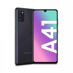 Samsung Galaxy A41 , Nero, 6.1, Wi-Fi 6 (802.11ax)/LTE, 64GB