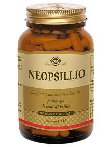 NEOPSILLIO - INTEGRATORE A BASE DI SEMI DI PSILLIO UTILE COME REGOLARIZZATORE INTESTINALE