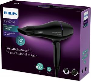 Philips DryCare Asciugacapelli professionale con motore AC a 2200 W