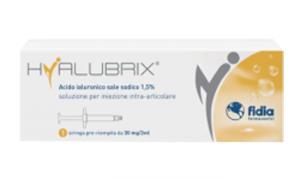 HYALUBRIX 30 MG - SIRINGA PRE-RIEMPITA DI ACIDO IALURONICO 2 ML