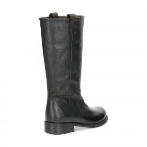 Felmini Stivali C594 pelle nera-5