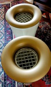 Coppia lampade vintage KAOYI