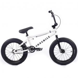 Cult Juvenile 16 pollici 2021 Bici Bmx per Bambini | Colore White