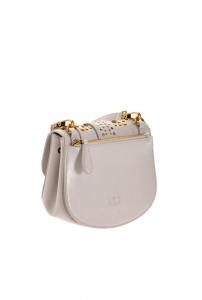 Tracolla go-round bag soft new studs con borchie Pinko