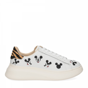 Moa Master of Arts MD477 Disney double gallery white Mickey all over-2