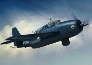 Grumman TBM-3S/ Avenger AS.4