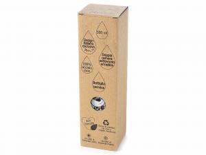 Bottiglia termica 500 ml acciaio design cane