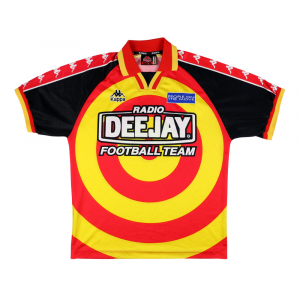 1996 Radio Deejay Football Team L