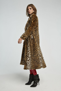 Cappotto Duphin fur Aniye By