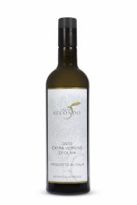 Olio extra vergine di oliva 100% italiano | Bottiglia da 0,75 lt.
